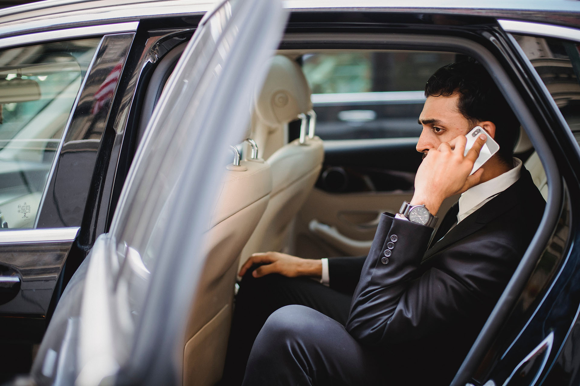 High Level - Chauffeur Services