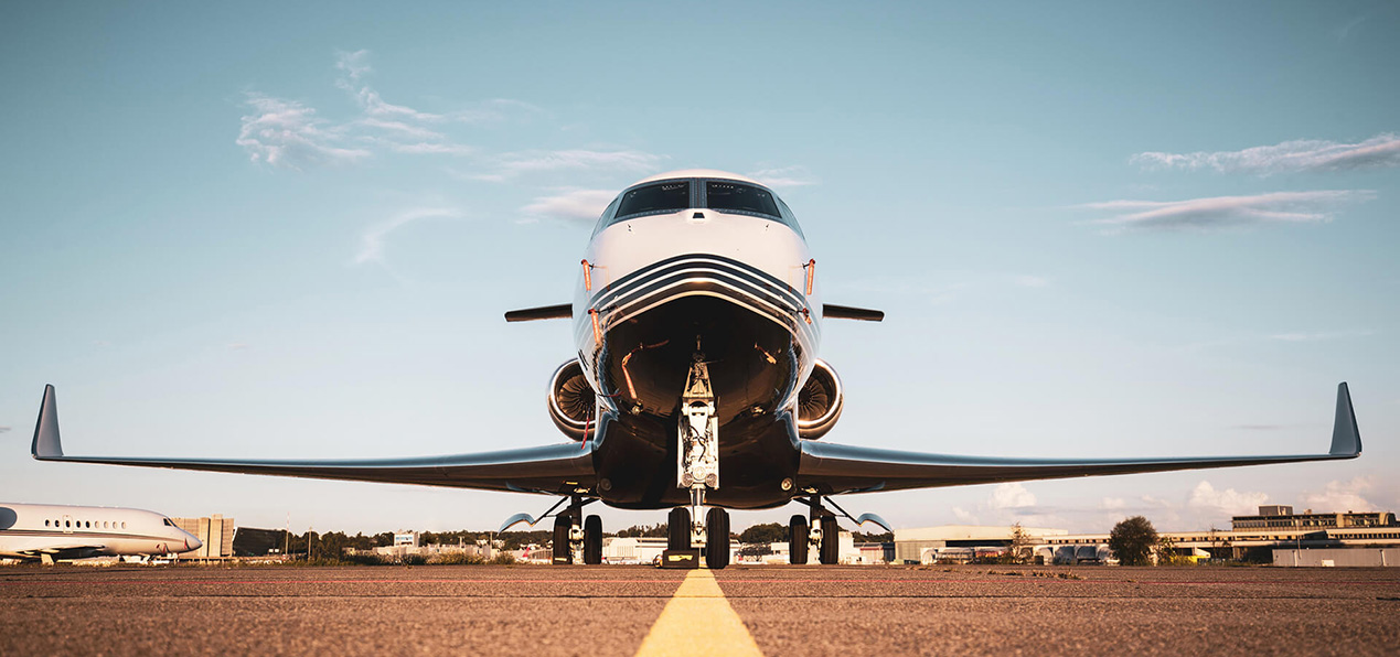 Our Services - Private Jet Charters